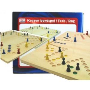 Hot Games Le jeu de toc en bois