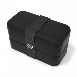 monbento La lunchbox bento Made in France - MB Original noir Onyx