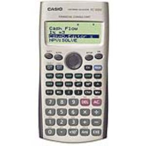 Casio FC-100V - Calculatrice financière