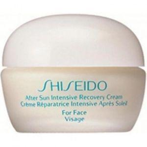Shiseido Crème réparatrice intensive après-soleil visage