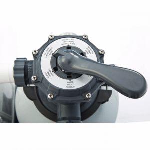 Intex Combiné filtre à sable 6 m3/h et éco stérilisateur