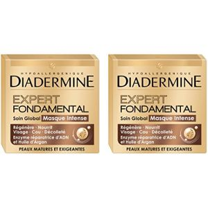 Diadermine Soin global masque intense - Expert Fondamental