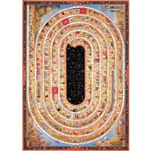 De Opus DeganoLa L'histoire Spirale Heye 14000 Pièces Puzzle ED29YbIeWH