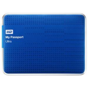 """Western Digital WDBMWV0020B - Disque dur externe My Passport Ultra 2 To 2.5"""" USB 3.0"""