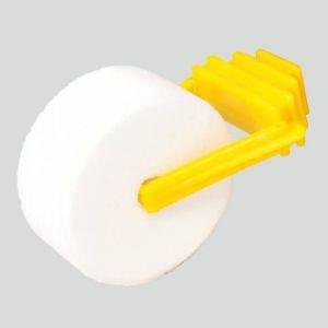 Trixie 2 pierres à lécher au sel avec un support pour fixation, 2x54 g