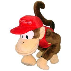 Nintendo Peluche Diddy Kong 20 cm