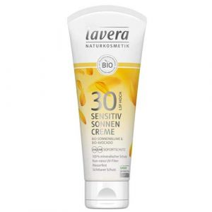 Lavera 30 Sensitiv Sonnencreme