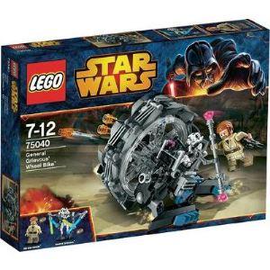 Lego 75040 - Star Wars : General Grievous Wheel Bike
