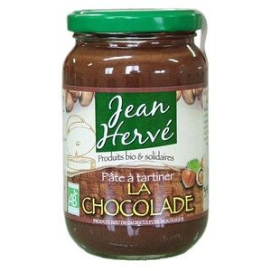 Jean Hervé LA CHOCOLADE Pâte à Tartiner