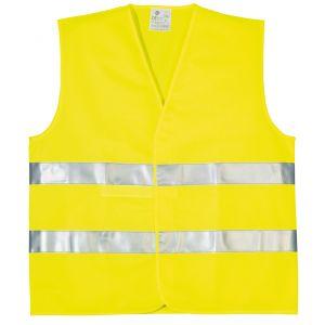 Euro Protection Gilet de signalisation jaune - Coverguard