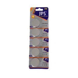 JPS 10 piles CR2450 sous blister