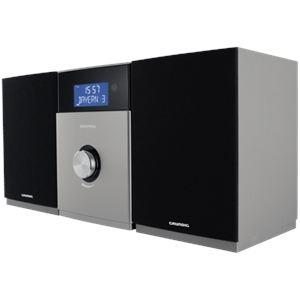 Grundig MS 540 - Chaîne hi-fi compacte
