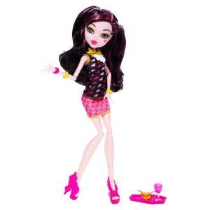 Mattel Monster High Draculaura à la cafétéria