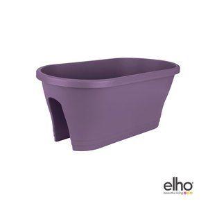 Elho Jardinière Corsica Flower Bridge 60 cm - 18 L - violet