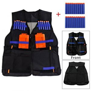 yosso Veste enfant Elite Tactical Nerf N-Strike Elite series + balle