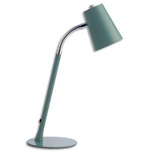 Unilux Lampe de bureau LED 2 0 ULX, métal, bleu