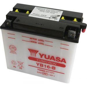 Yuasa Batterie moto YB16-B