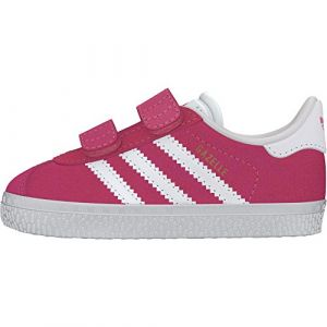Adidas Chaussures enfant Baskets Fille Gazelle CF I Rose