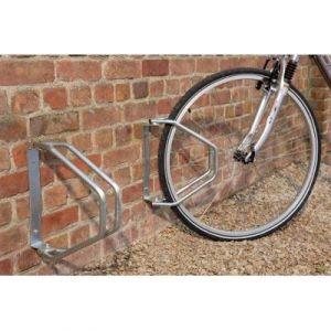 Mottez Range vélo mural orientable
