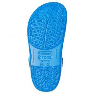 Crocs Sabots Crocband - Bright Cobalt / Charcoal - EU 45-46