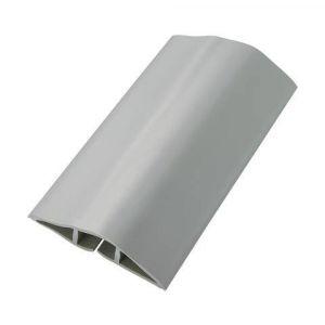 KSS Protège-câbles autocollant SRD100GR gris 183 cm Ø câble 29 x 15 mm