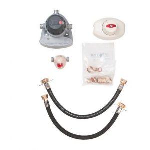 Clesse Inverseur automatique et détendeur à sécurité - Prokit Plus T propane