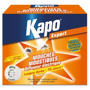 Kapo Diffuseur électrique LS Diffuseur + recharge