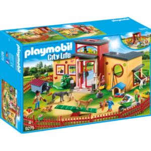 Playmobil 9275 - Pension des animaux