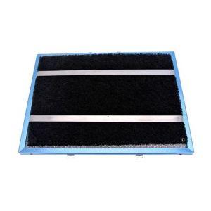 Sauter 60667 - Filtre métal anti-graisse (à l'unité) 242 x 181 mm