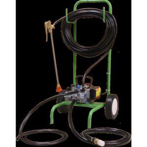 Dalep Motopompe Joints Viton PAN 15/18 Porté 6 Mètres Avec tuyau de 25 mètres - 518025