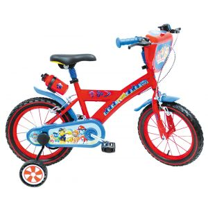 Mondo Vélo 14'' Pat' Patrouille