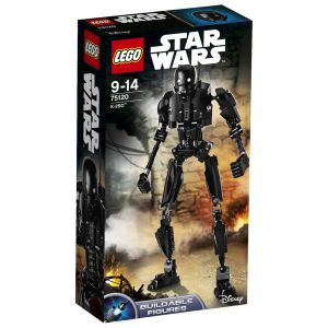 Lego 75120 - Star Wars : K-2SO - Buildable Figures