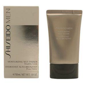 Shiseido Men - Hydratant auto-bronzant peau hâlée