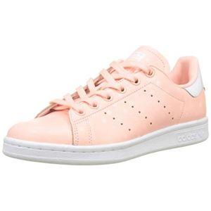 Adidas Stan Smith W, Chaussures de Fitness Femme, Orange (Naranja 000), 38 2/3 EU