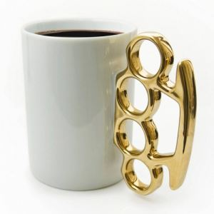 Thabto Mug Poing Américain (350 ml)