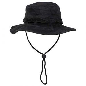 MFH US GI Chapeau de Brousse Boonie Hat (Night Camo/XL)