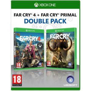 Far Cry 4 + Far Cry Primal sur XBOX One