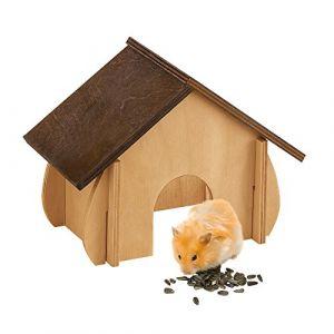 Ferplast Sin 4648 - Maison en bois