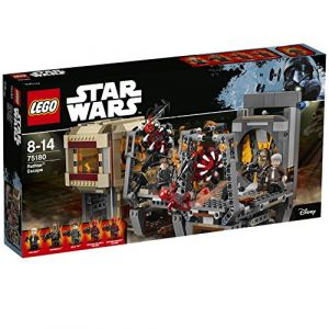 Lego 75180 - Star Wars : L'évasion des Rathtar