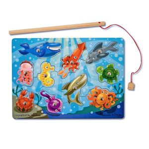 Melissa & Doug 13778 - Fishing Game