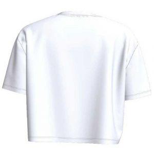 Nike T-shirt Essential Icon Top Crop SS Women blanc - Taille EU S,EU M,EU L,EU XL,EU XS