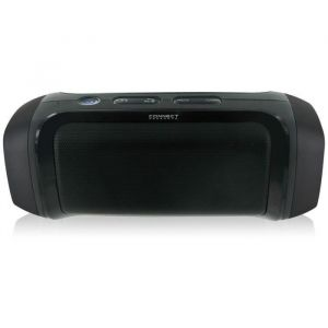 Connect Research CRBTA214N - Enceinte sans fil Bluetooth avec station de recharge