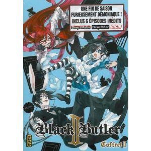 Black Butler - Saison 2 - Volume 2