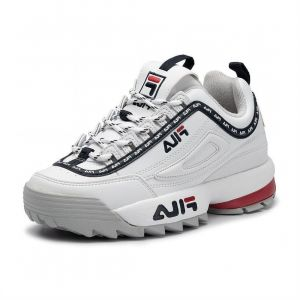 FILA Baskets Mode 1010748 Disruptor Logo Low WMN Blanc 42