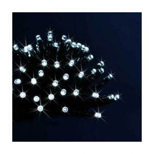 Guirlande lumineuse Technobright 20 m Blanc froid 200 LED CT