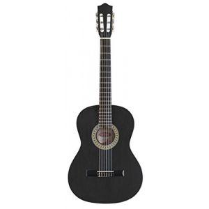 Stagg C505 BK Guitare classique 1/4 Noire