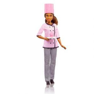 Mattel Poupée Barbie Métiers de rêve Pâtissière