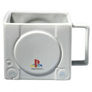 GB eye Mug Playstation 3D Console Mug Ps 3D Console. Mug 3D de 325 ml au design de la console PlayStation