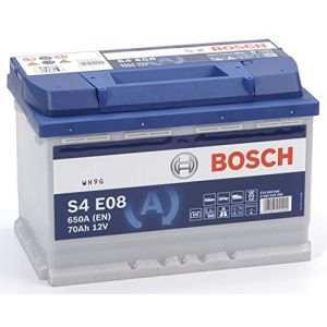 Bosch Batterie S4E08 70Ah 760A