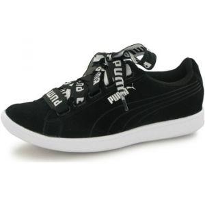 Image de Puma Vikky Ribbon Bold, Sneakers Basses Femme, Noir Black Black, 41 EU